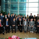Meeting at Dacheng Law Group Photo (2012)